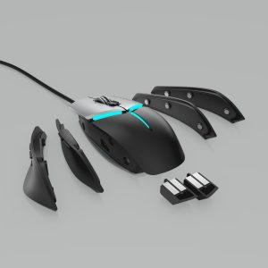 gamesncomps DELL Alienware AW959 Elite Gaming Mouse
