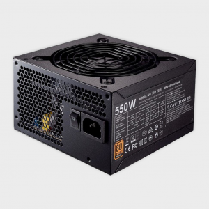 Cooler Master - MWE (MPY-5501-AFAAG-UK) SMPS 550W Gold PSU