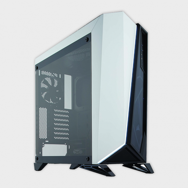 CORSAIR - CABINET CARBIDE SERIES SPEC OMEGA MID TOWER TEMPERED GLASS