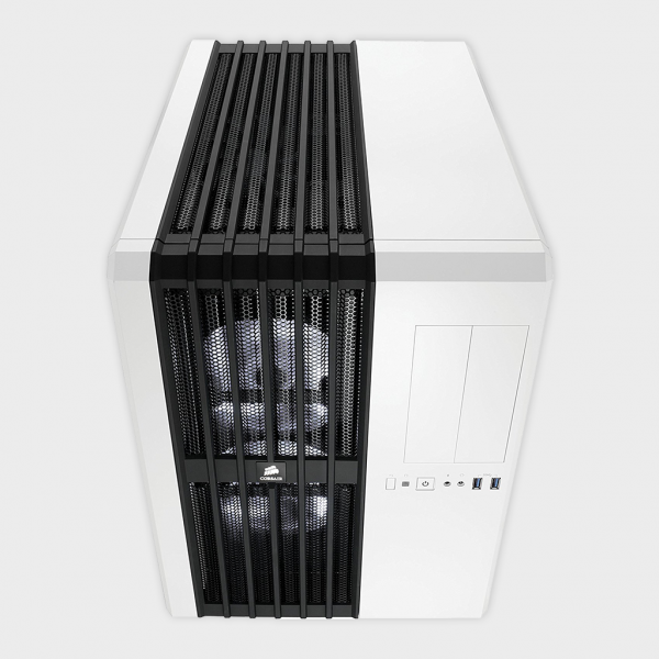 CORSAIR - CABINET (CC-9011048-WW) CARBIDE SERIES AIR 540 ATX CUBE CASE MID TOWER
