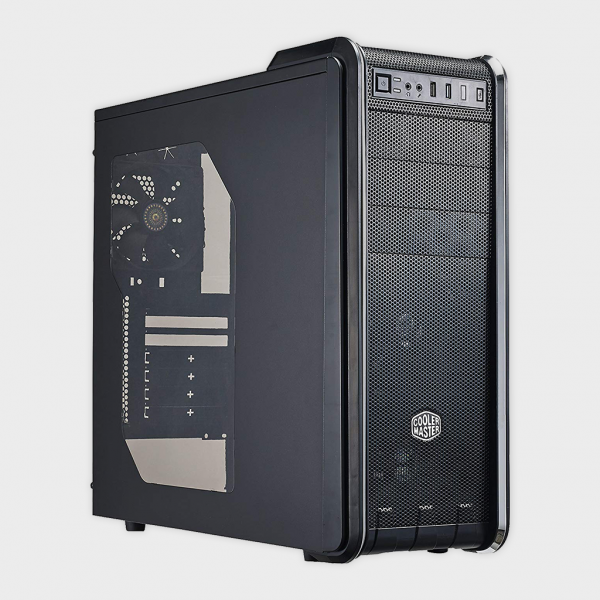 Cooler Master - CM Chassis CM 590 MID TOWER RC-593-KWN2
