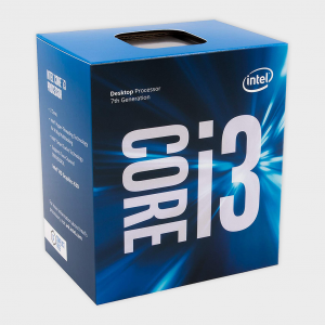 Intel - BX80677I37100 Core i3-7100 Socket LGA 1151 Processor