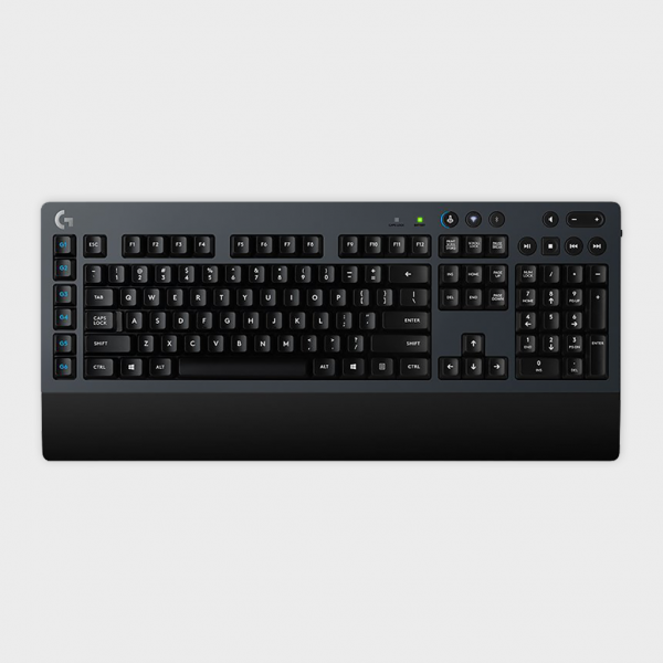 Logitech - G613 Wirless Mechanical Gaming Keyboard