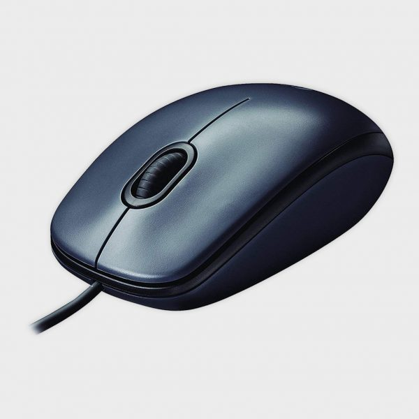 LOGITECH - M90 WIRED MOUSE