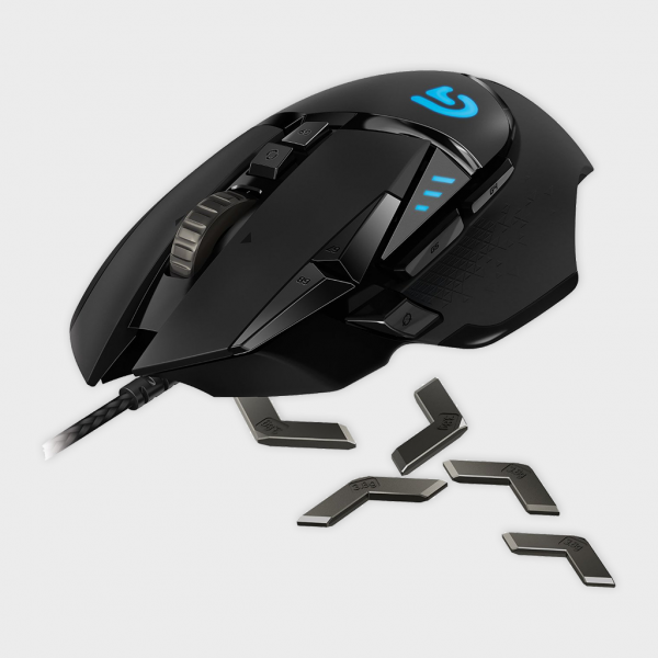 Logitech - G502 Proteus Spectrum RGB Tunable Gaming Mouse