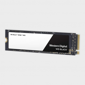 WD - Black 500GB High-Performance NVMe PCIe Gen3 (WDS500G2X0C)