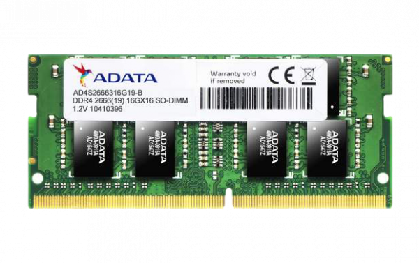 Adata-8GB DDR4 2400MHZ Laptop Ram Memory Module (SO-DIMM)