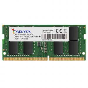 gamesncomps ADATA 8GB DDR4 2666MHZ Laptop Ram Memory Module (SO-DIMM)