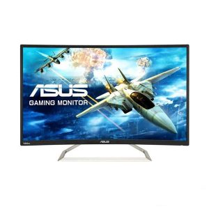 gamesncomps Asus VA326H 32inch FHD (1920x1080), 144hz,CURVED GAMING MONITOR