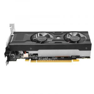 GEFORCE GTX1050Ti -4GB DDR5 128 BIT (1 CLICK OC)