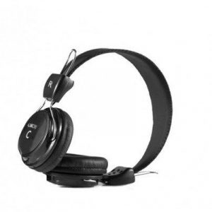 Circle Concerto 200 Multimedia Headphones with Mic (Black) by CIRCLE
