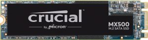 Crucial MX500 250GB 3D NAND SATA M.2 Type 2280SS Internal SSD - CT250MX500SSD4