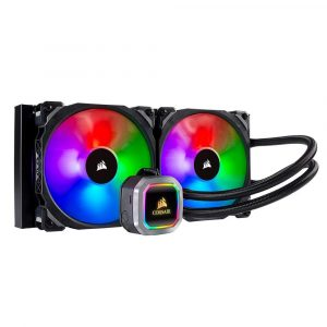 H115i RGB Platinum Liquid CPU Cooler