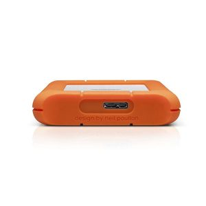 2TB Rugged USB 3.1 Type C w/ Rescue