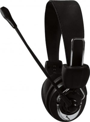 Circle Concerto 201 Multimedia Headphones with mic by CIRCLE