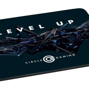 Circle Battle Pro Gaming Mouse Pad Mat (Black) by CIRCLE