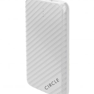 Circle CSP 8000 mAH Power Bank for Smartphones Tablets MP3 Players & Cameras by CIRCLE