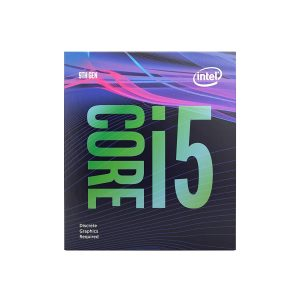 i5 9400F  Intel 9th Generation Desktop Processor 6 Cores up to 4.1 GHz Turbo Without Graphics LGA1151 300 Series 65W (Discrete Graphic Card Needed for Display)