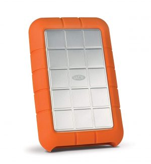 2TB Rugged Thunderbolt & USB 3.0 - new packaging