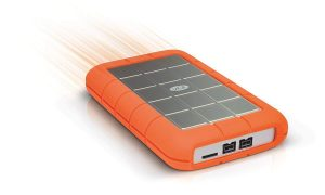 2TB Rugged Triple FireWire 800 & USB 3.0