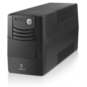 Circle Power Backup UPS-600 VA by CIRCLE