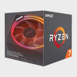 AMD - Cores 8 Threads 16 Processor RYZEN-7-2700 CPU