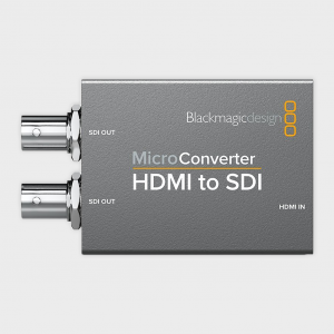 Blackmagic Design Micro Converter HDMI to SDI (with Power Supply)
