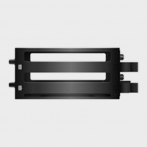 "Cooler Master - 3.5"" HDD Bracket 2-Bay Master (MCA-0005-K2HD0)"