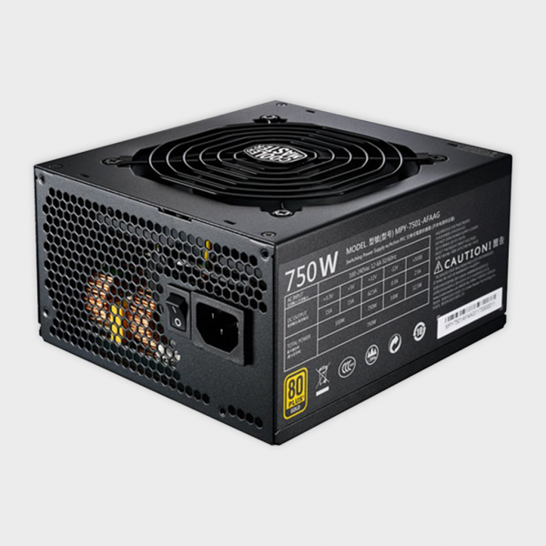 750W MWE Gold PSU (MPY-7501-AFAAG-UK)