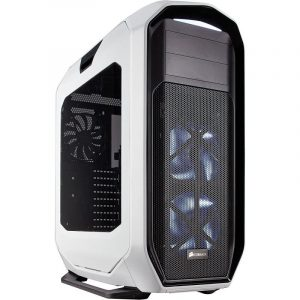 Corsair - cabinet (cc-9011059-ww) graphte series 780t full tower pc case