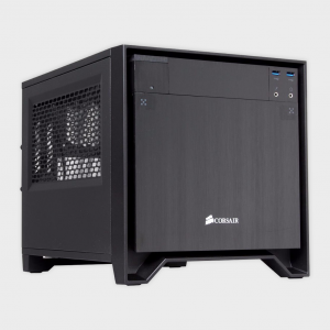 CORSAIR - CABINET (CC-9011047-WW) OBSIDIAN SERIES 250D MINI ITX