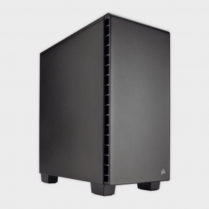 CORSAIR - CABINET (CC-9011082-WW) CUBE CASE CARBIDE SERIES QUIET 400Q COMPACT MID TOWER
