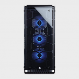 CORSAIR - CABINET (CC-9011098-WW) CRYSTAL SERIES 570X MID TOWER