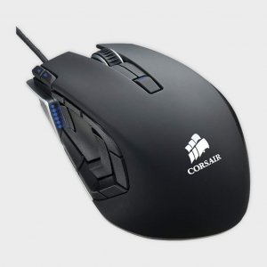Corsair - mouse (ch-9000025-eu) laser gaming vengeance series m95