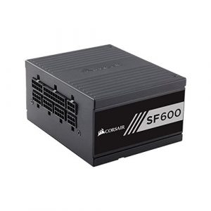 CORSAIR - SMPS (CP-9020105-UK) SF SERIES SF600 SFX 600W 80 Plus Gold PSU