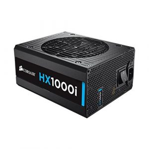 CORSAIR - SMPS (CP-9020074-UK) HX SERIES HX1000i Platinum 1000W PSU