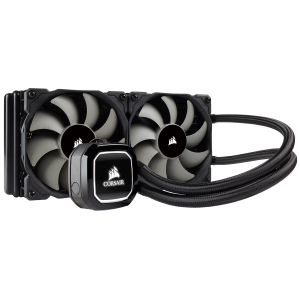 Hydro Series H100x High Performance Liquid CPU Cooler