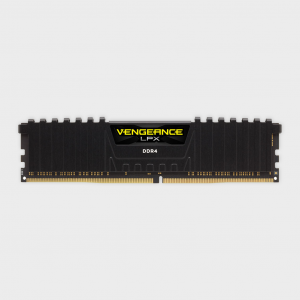 Corsair - 8GB DDR4 VENGEANCE LPX 3000MHz (8Gb X 1)