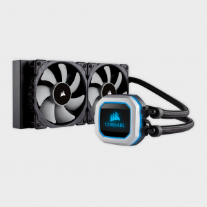 Corsair - Hydro Series H100i PRO RGB Liquid CPU Cooler