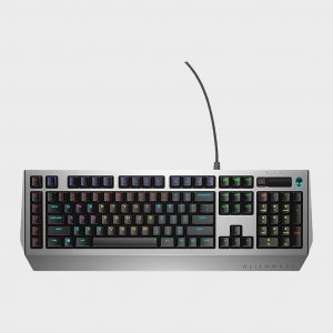 Dell - AW768 Alienware Pro Gaming Mechanical Keyboard