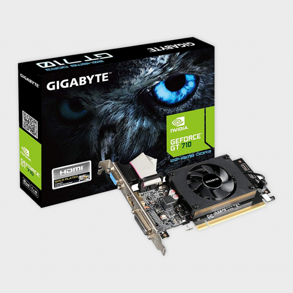 Gigabyte - 2GB RAM Video Graphics Cards GV-N710D3-2GL REV2.0