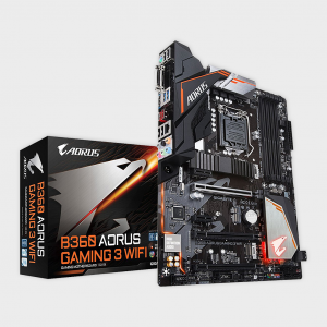 Gigabyte - Intel Socket 1151 B360 AORUS Gaming 3 WIFI Motherboard