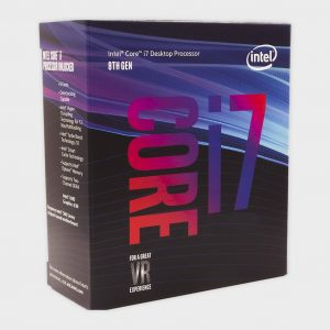 i7-8700 Intel 8th Gen 3.2 GHz