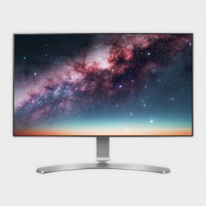 """Lg - 24mp88hm - 24"""" ( inches ) framelss monitor"""