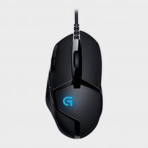 G402 Logitech Hyperion Fury Ultra Fast FPS Gaming Mouse