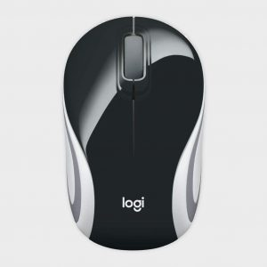 Logitech - wireless mini mouse m187