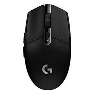 LOGITECH - G304 LIGHTSPEED Wireless Gaming Mouse - BLACK