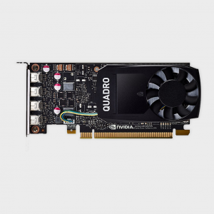 PNY - NVIDIA QUADRO P1000-4GB DDR5 GRAPHICS CARD