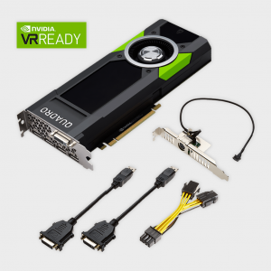 PNY - NVIDIA QUADRO P5000 16GB GDDR5 GRAPHICS CARD