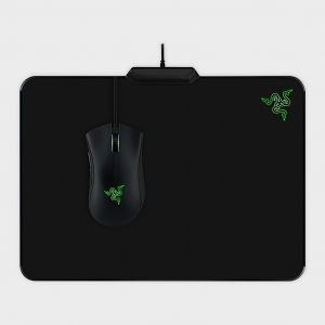 RAZER - FIREFLY Cloth Edition RGB Gaming Mouse Pad